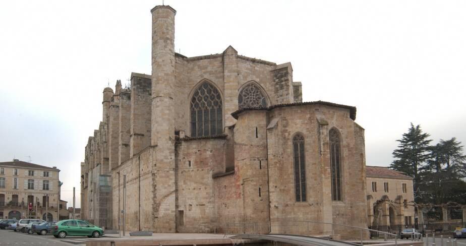 Anc. Cathédrale Saint-Pierre. Condom (32)