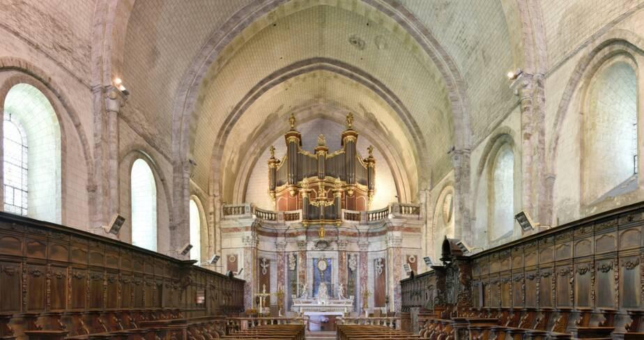 Anc. cathédrale Saint-Pons-de-Cimiez, Saint-Pons-de-Thomières (34)