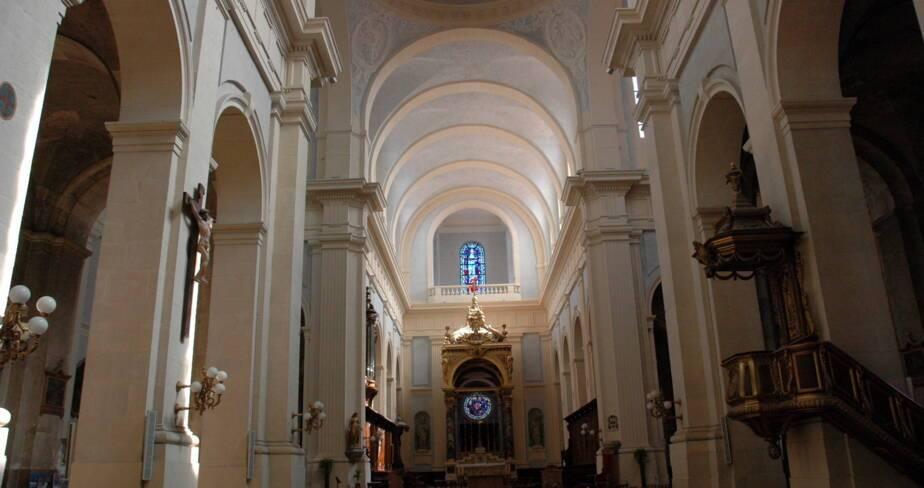 Cathédrale Notre-Dame-de-l'Assomption, Montauban (82)
