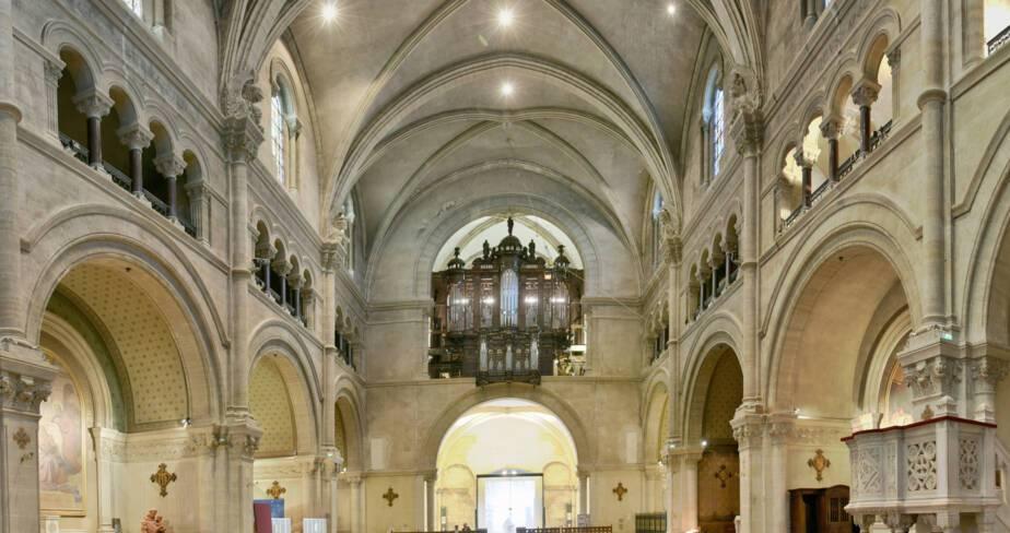 Cathédrale Notre-Dame-et-Saint-Castor. Nîmes (30)