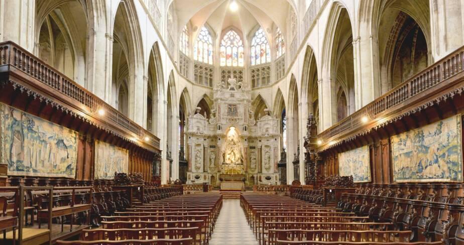 Cathédrale Saint-Étienne, Toulouse (31)