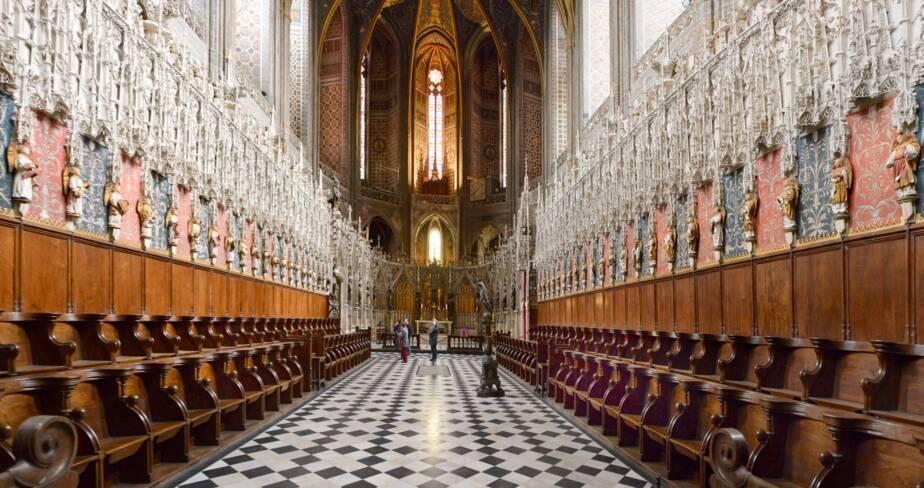 Cathédrale Sainte-Cécile, Albi (81)