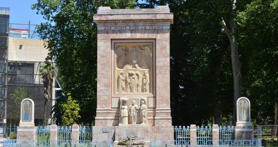 Monument aux morts de Perpignan (66)