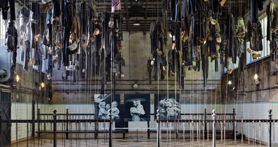 Parc-musée de la Mine Saint-Etienne - grand lavabo