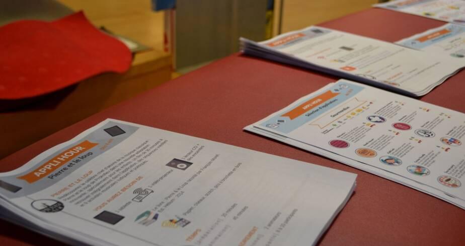 Forum des projets Médiathèque départementale de l'Isère