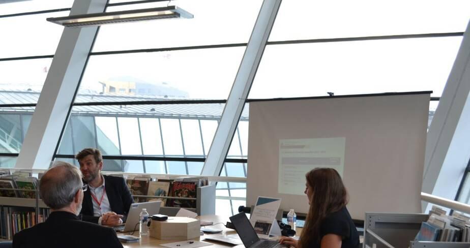 Forum des projets Médiathèque départementale Pas-de-Calais