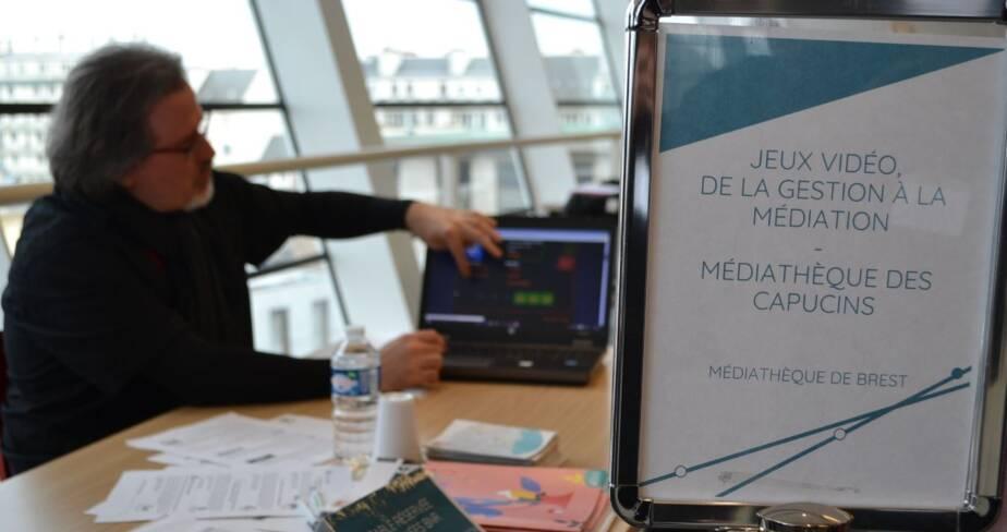 Forum des projets Médiathèques de Brest