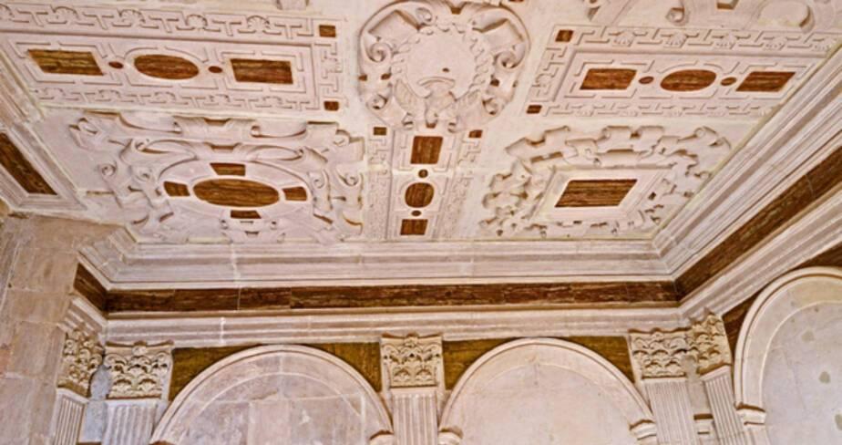 Studiolo de la Maison Renaissance - Langres