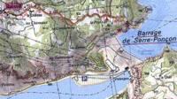 Ouvrages de Serre-Ponçon - La Bréole, Rousset, Savines-le-Lac