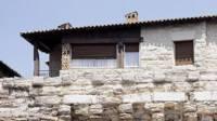 Résidence San Miguel - Avignon, dernier étage de la façade sur rempart