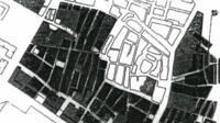 Plan des expropriations prévues par Madeline