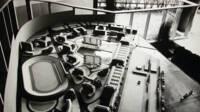 Maquette présentant le projet global de de Mailly et Mikélian pour la reconstruction de Toulon