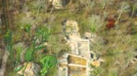 N°15 : L'habitat médiéval des Bois de Cestres à St Martin-du-Mont