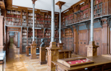 Salle de lecture - Archives nationales