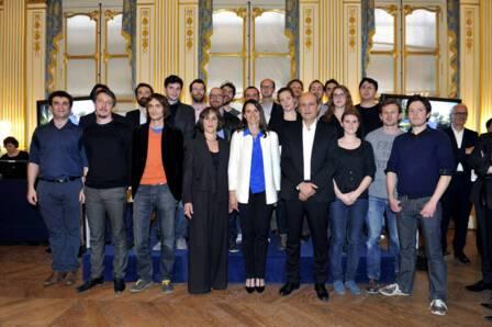 Proclamation des lauréats des Albums des Jeunes Architectes et Paysagistes - session 2014