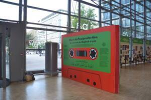 Exposition sonore CMTRA