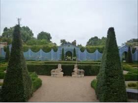 Jardin d'Ainay-le-Vieil
