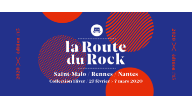 La Route du Rock - Collection Hiver 2020