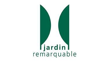 Label Jardin remarquabe