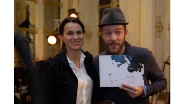 Aurélie Filippetti et Barcella