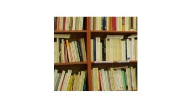 Librairie rayonnages