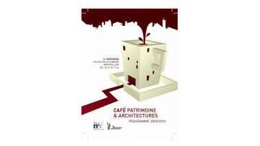 Café Patrimoine et architectures