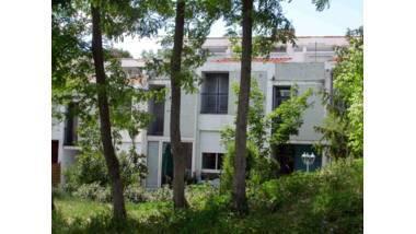 Lotissement Les Mûriers - Manosque, façades sur jardin, ensemble ouest