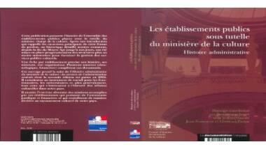 Etablissements publics sous tutelle du ministère (2004)