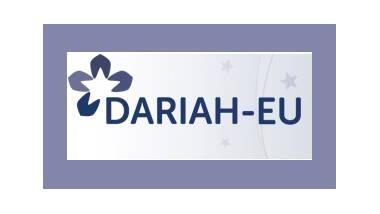 Logo de l'infrastructure européenne de recherche DARIAH