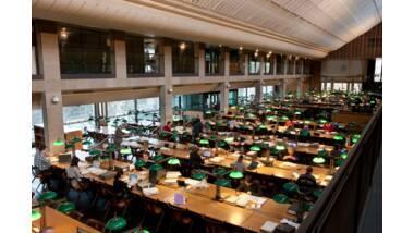 Archives nationales - Salle de lecture de Paris