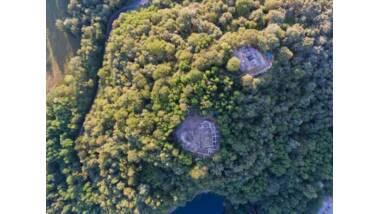 Site de la couronne à Molles (Allier)
