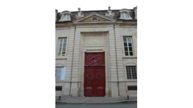Portail du 39 rue Vannerie à Dijon