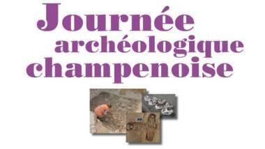 Journée archéologique champenoise 2016 - visuel