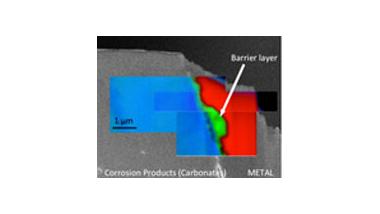 Etude de la corrosion des matériaux métalliques