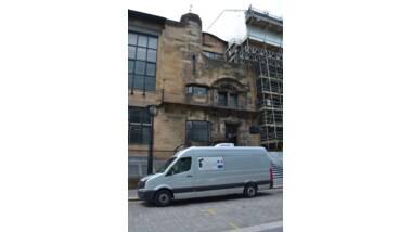 Glasgow - School of arts