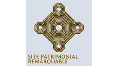 Plaque Site patrimonial remarquable