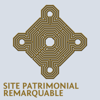 Logo Sites patrimoniaux remarquables
