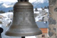 Cloche de Fontrabiouse, église Saint-Sébastien, cloche « Tranquillin » de 1651 fondue par Paul Castro – classée le 07/05/2019 – réf. POP/Palissy : PM66001900