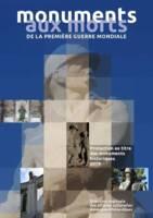 couverture document monuments aux morts