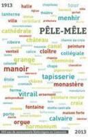 Pêle-Mêle : 100 ans de monuments historiques en Limousin