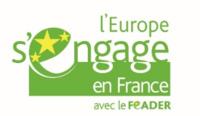 Logo L'Europe s'engage en France avec le Feader