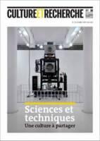 couverture du n° 132 de Culture et Recherche