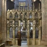 Clôture de la chapelle du Saint-Sépulcre