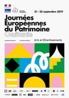 Affiche JEP 2019 Occitanie