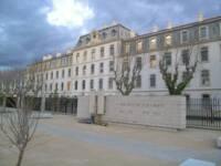 Préfecture du Vaucluse abritant les bureaux de l'Udap