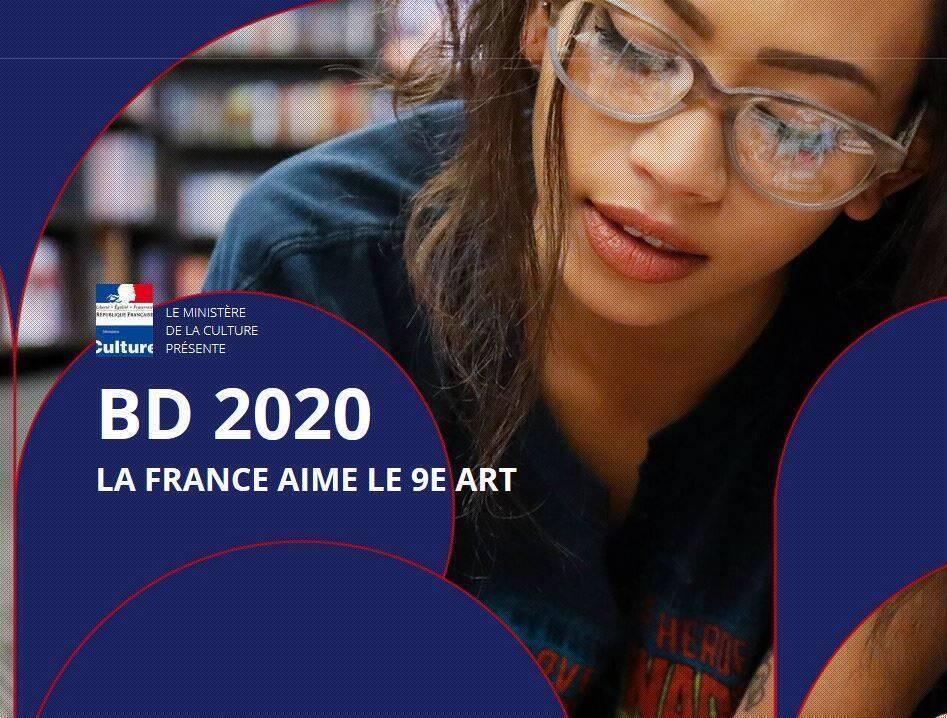 2020, l'année du 9e art