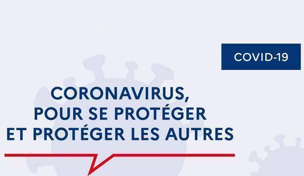 Coronavirus COVID-19 en France