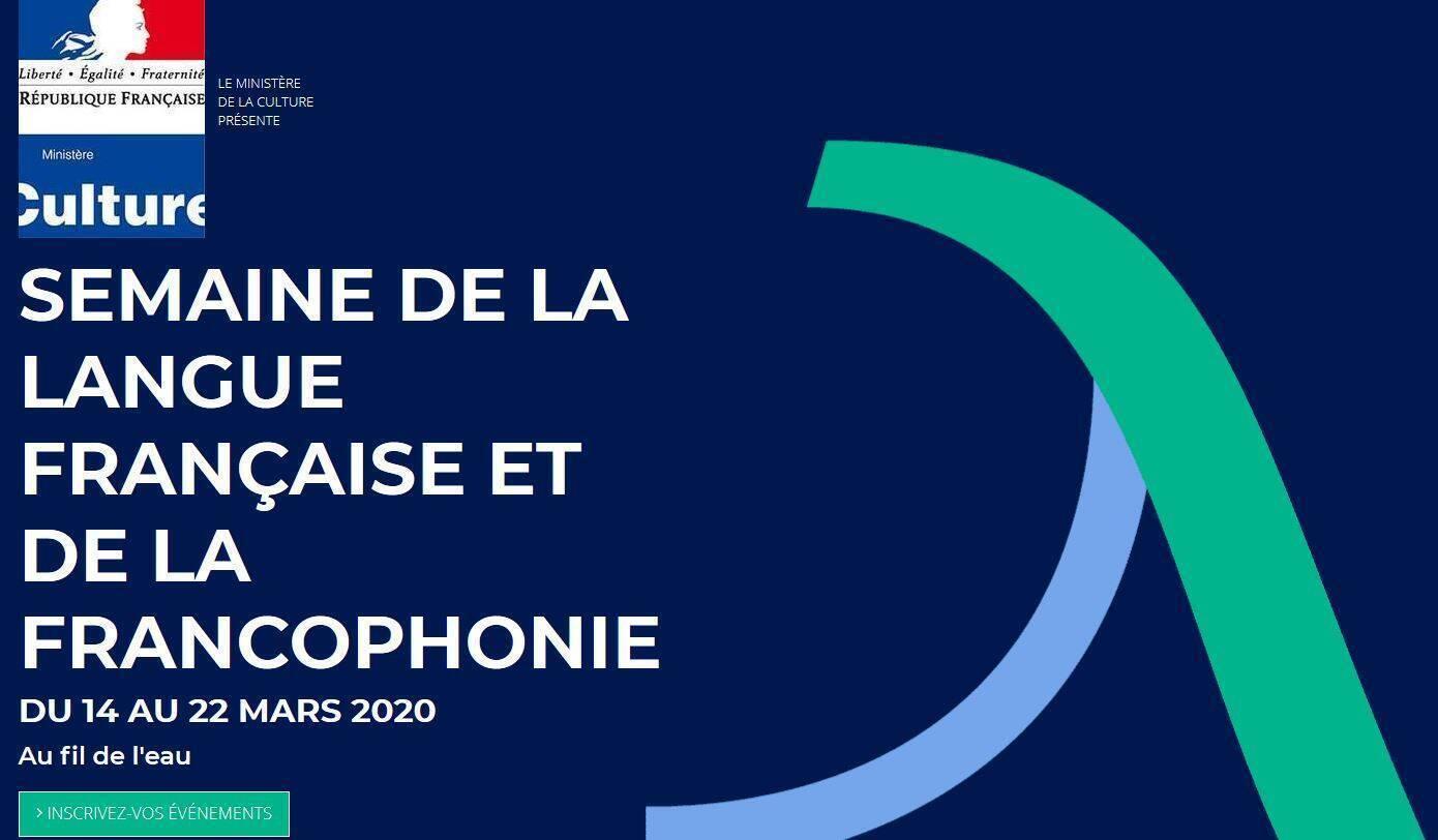 Semaine de la Langue française et de la Francophonie en Hauts-de-France