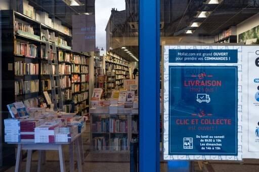 librairies - confinement