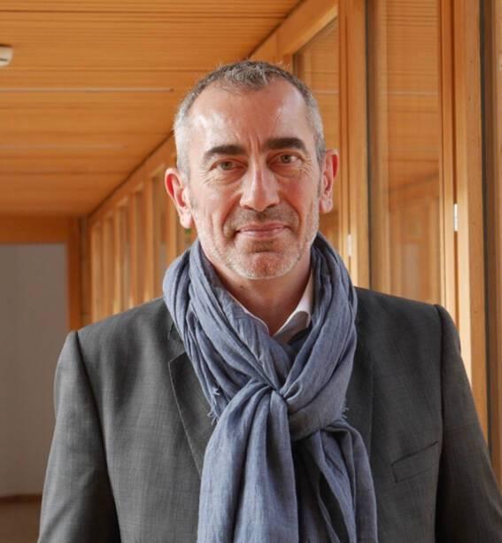 François Marie, directeur régional adjoint des affaires culturelles de la région Auvergne-Rhône-Alpes